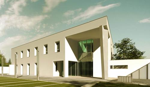 Moduloquattro Architetti — Nuovo Istituto Tecnico Agrario di Caulonia