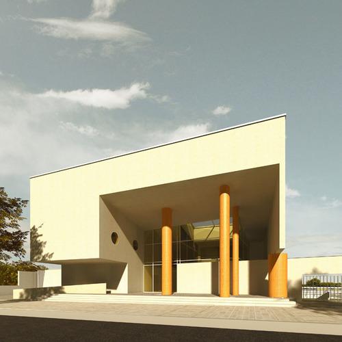 Moduloquattro Architetti — Nuovo Istituto Tecnico Alberghiero di Condofuri