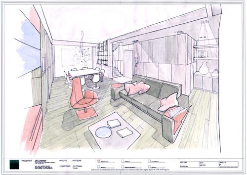 Architetto giorgio mauro ristrutturazione e architettura for Architetto di interni di case