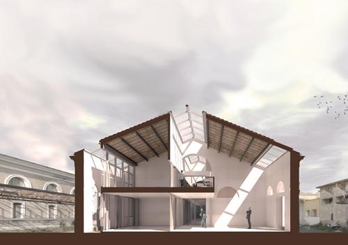 Insula Architettura e Ingegneria S.r.l. — Da Mattatoio a sede universitaria