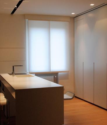 ARCHIPLAN STUDIO // Diego Cisi e Stefano Gorni Silvestrini Architetti — Appartamento GV -Mantova