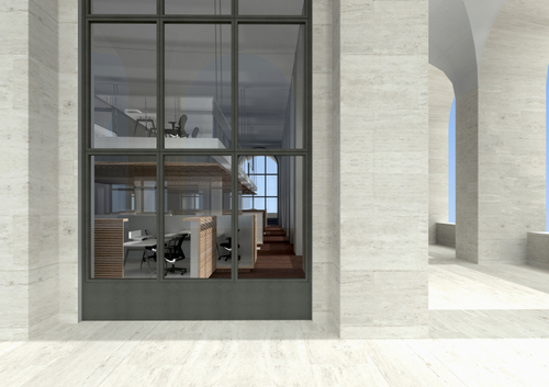 Insula Architettura e Ingegneria S.r.l., Francesco Cellini — Palazzo della Civiltà Italiana