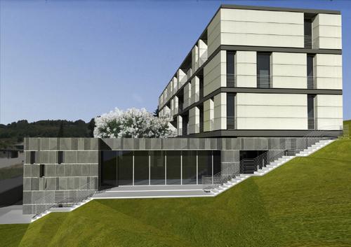 Insula Architettura e Ingegneria S.r.l. — Casa Generalizia dell'ordine religioso delle Ancelle del Sacro Cuore di Gesù
