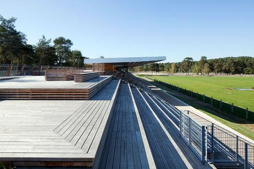 Joly&Loiret — Stade équestre du Grand Parquet
