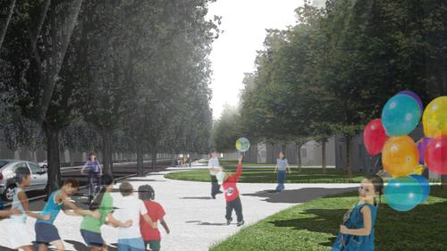Insula Architettura e Ingegneria S.r.l. — Parma - Riqualificazione urbana dell'Oltretorrente