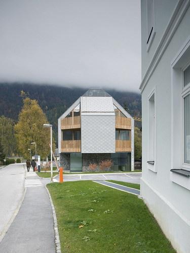 Ofis Arhitekti — Alpine Ski Apartments