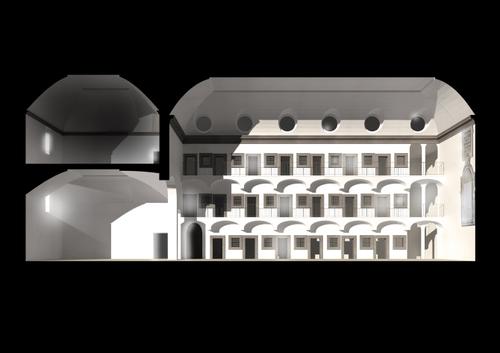 Insula Architettura e Ingegneria S.r.l., ATI Capaldo Internetional srl e Costruzioni De Luca srl — Nuova sede ISCR