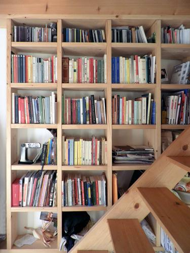 Donatella Basilio, Andrea Politi — casa - studio