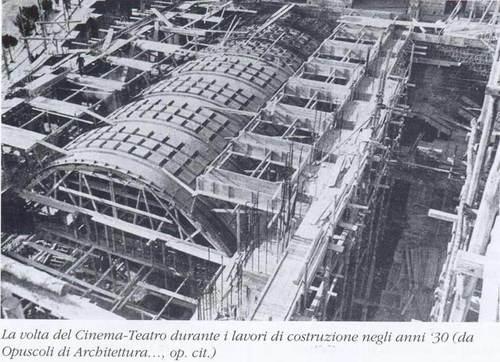 2079306221 large - Lo sapevi che:  Teatro Augusteo fu la prima opera in cemento armato?, ecco la sua tormentata storia.