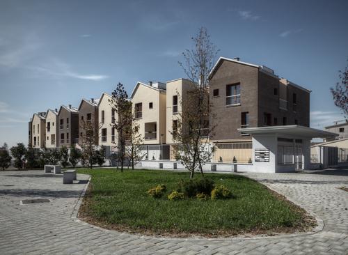 consalez rossi architetti associati, ES arch enricoscaramelliniarchitetto   — Complesso residenziale a Bornasco