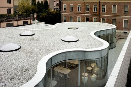 Arata Isozaki, Andrea Maffei Architects  — Biblioteca di Maranello