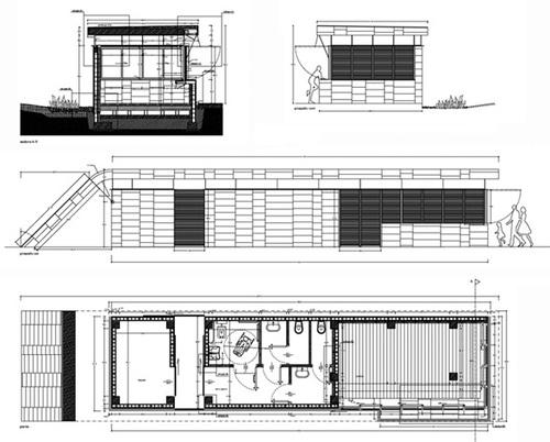 ma0 studio d'architettura, Ing. Maurizio Franco — Giardino in via Matarrese, Bari