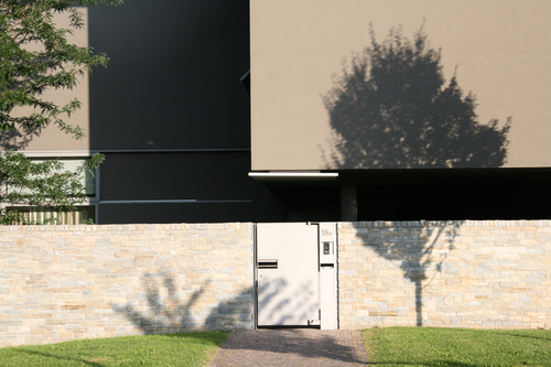 act _ romegialli — casa bifamiliare V