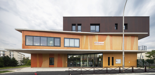 "GA architecture GRISAFI - ANANIA — Ecole ""Charles Péguy"" à Villiers sur Marne"