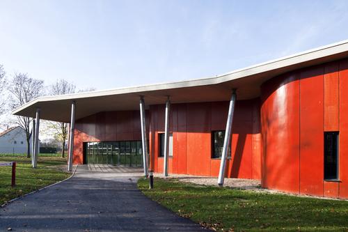 GA architecture GRISAFI - ANANIA — Groupe scolaire + bibliothèque municipale à Bourgogne