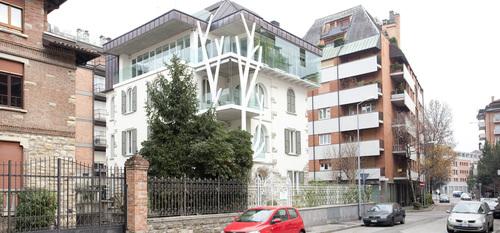De8 architetti, Mauro Piantelli — La casa sull'albero