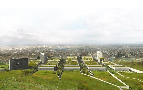 Moduloquattro Architetti — Europan 11 | Pejë