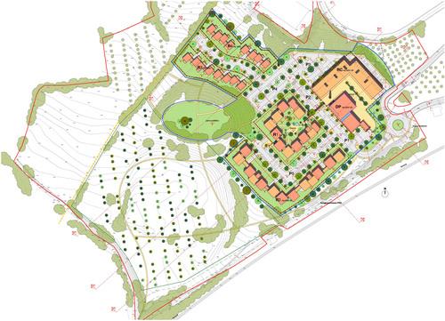 SIGNORINI ASSOCIATI — Riqualificazione area e ricostruzione complesso edilizio