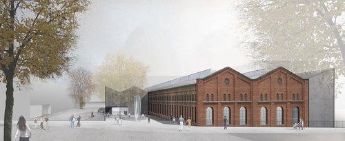 Stanton Williams — Museum für Konkrete Kunst und Design