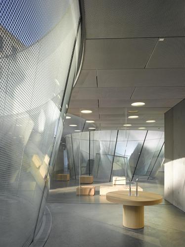 Nieto Sobejano Arquitectos, eep architekten — Joanneum Museum - Divisare by E...