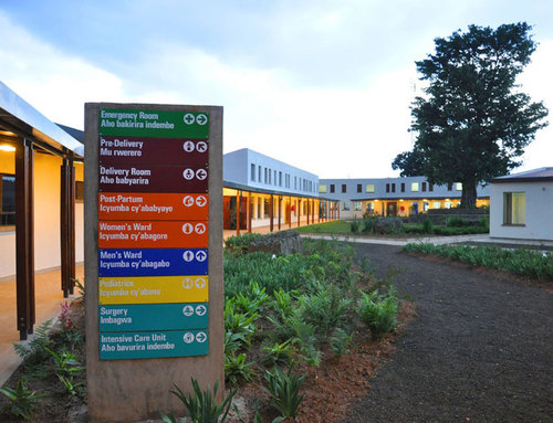 MASS Design Group — Butaro Hospital