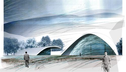 Studio di Architettura Anselmi & Associati  — nuovo Auditorium di Acilia - Dragona
