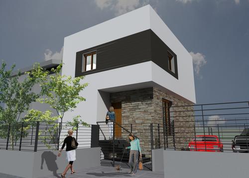 Sardegna architettura moderna e contemporanea page 18 for Case architettura moderna