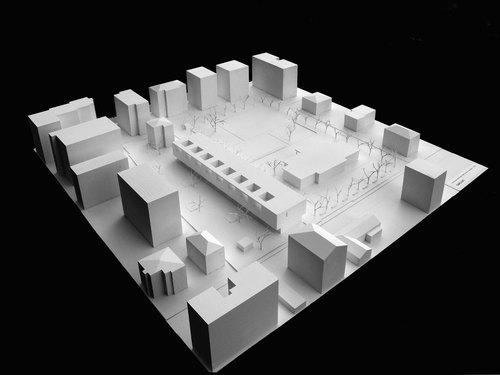 bonetti e bonetti architetti, Fabio Regazzoni — Nuova Scuola dell'infanzia a Molino Nuovo