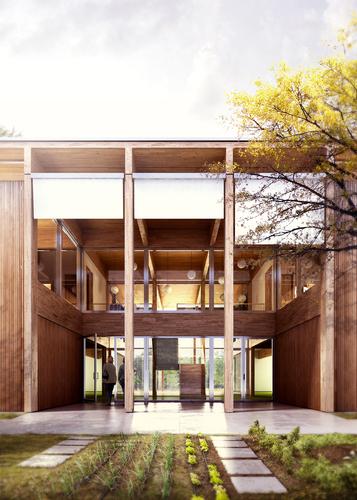 Lopes Brenna Architetti, jacopo carboncini, ABCG Architettura — Nuova Scuola dell'infanzia a Molino Nuovo