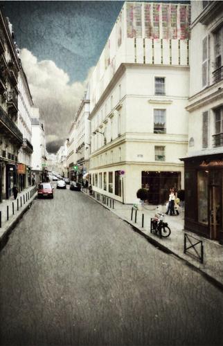 David Vecchi, Emanuela Ortolani, ULTRA Architettura — Paris Market Lab
