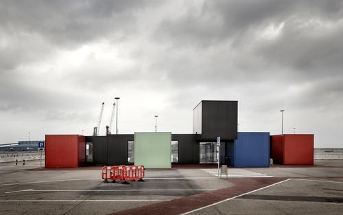 [baragaño] — Estación Marítima en el Puerto de Gijón