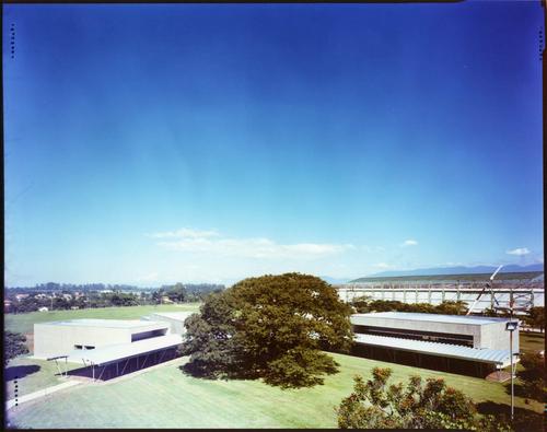 caruso torricella architetti — Training Center, Pindamonhagaba, S.Paulo, Brazil