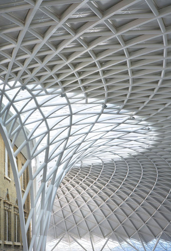 John McAslan & Partners — Western Concourse at King's Cross