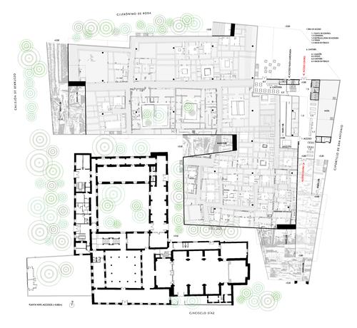 Guillermo Vazquez Consuegra — Centro de Interpretación del Conjunto Arqueológico de San Esteban