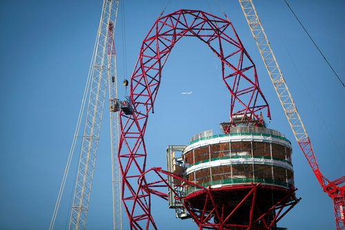 Anish Kapoor, Cecil Balmond — Orbit