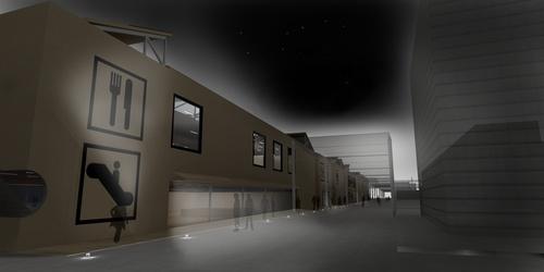 Alfredo Vozmediano — CONCORSO DI IDEE PER LA REALIZZAZIONE DELLE ARCHITETTURE DI SERVIZIO DEL SITO DI EXPO MILANO 2015