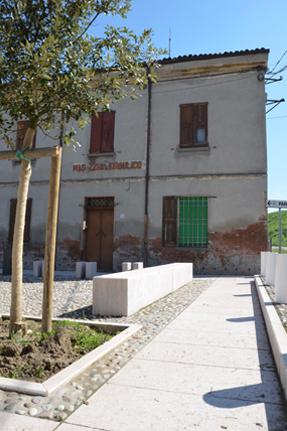 ARCHIPLAN STUDIO // Diego Cisi e Stefano Gorni Silvestrini Architetti — Piazza C. Battisti