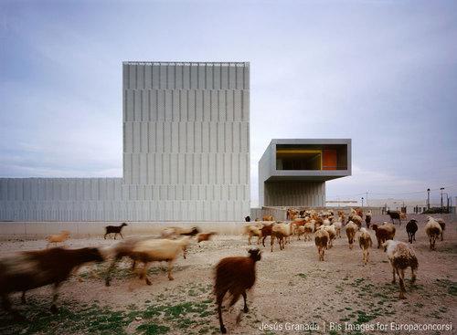 MGM arquitectos — Centro de Artes escénicas