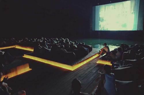 Buro Ole Scheeren — Archipelago Cinema