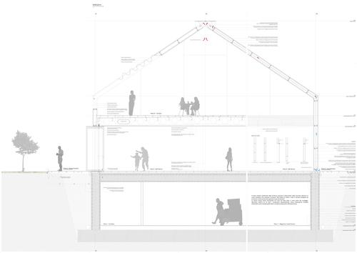 TERNULLOMELO ARCHITECTS, Nuno Marcos — Architetture di servizio del sito Expo Milano 2015
