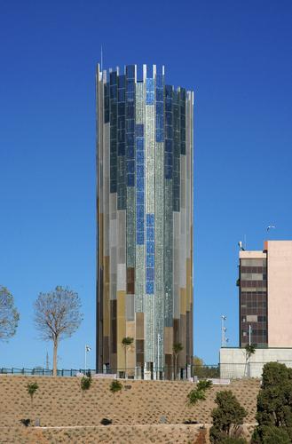 Manuel Ruisánchez Capelastegui, TYPSA, Eng. — Torre de compensación de  la Estación de Bombeo de ATLL-Fontsanta