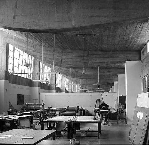 Le corbusier cole d 39 art et d 39 architecture divisare by for Art et architecture