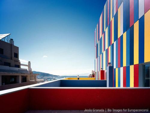 "MGM arquitectos — Edificio de viviendas ""pret a porter"""