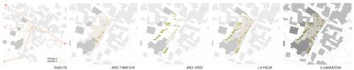 Maria Vittoria Mastella, Laura Mazzei, Paolo De Simone, Fabio Figaroli — Riqualificazione di Piazza Don Ghitti e area adiacente.