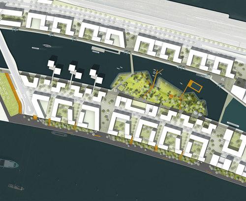 Atelier Loidl Landscapearchitects — Quartier Baakenhafen