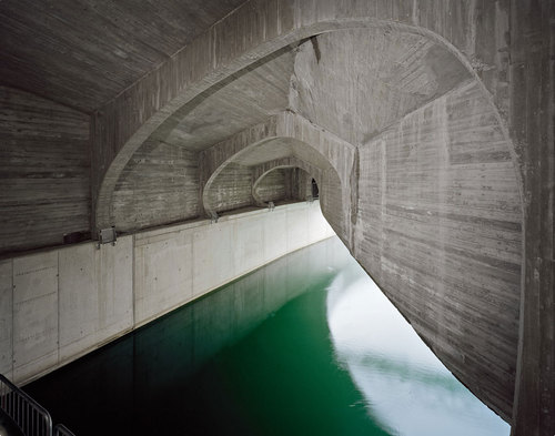 Becker Architekten — Hydro-electric powerstation, Kempten