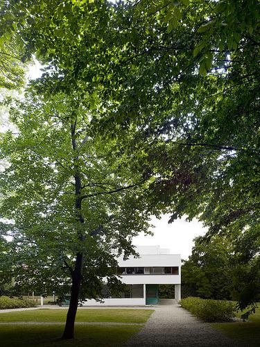 Le Corbusier — Villa Savoye