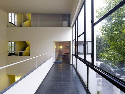 le corbusier maisons la roche jeanneret divisare by europaconcorsi. Black Bedroom Furniture Sets. Home Design Ideas