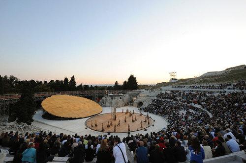 OMA — Teatro Greco di Siracusa