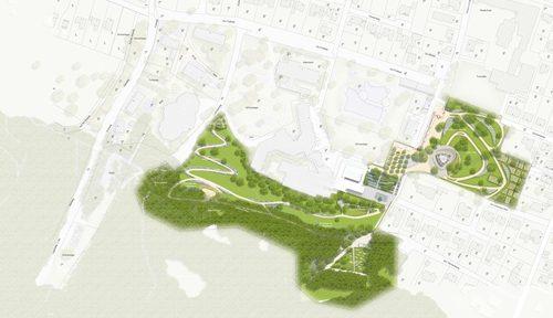 Lützow 7 — Solepark und Kurpark